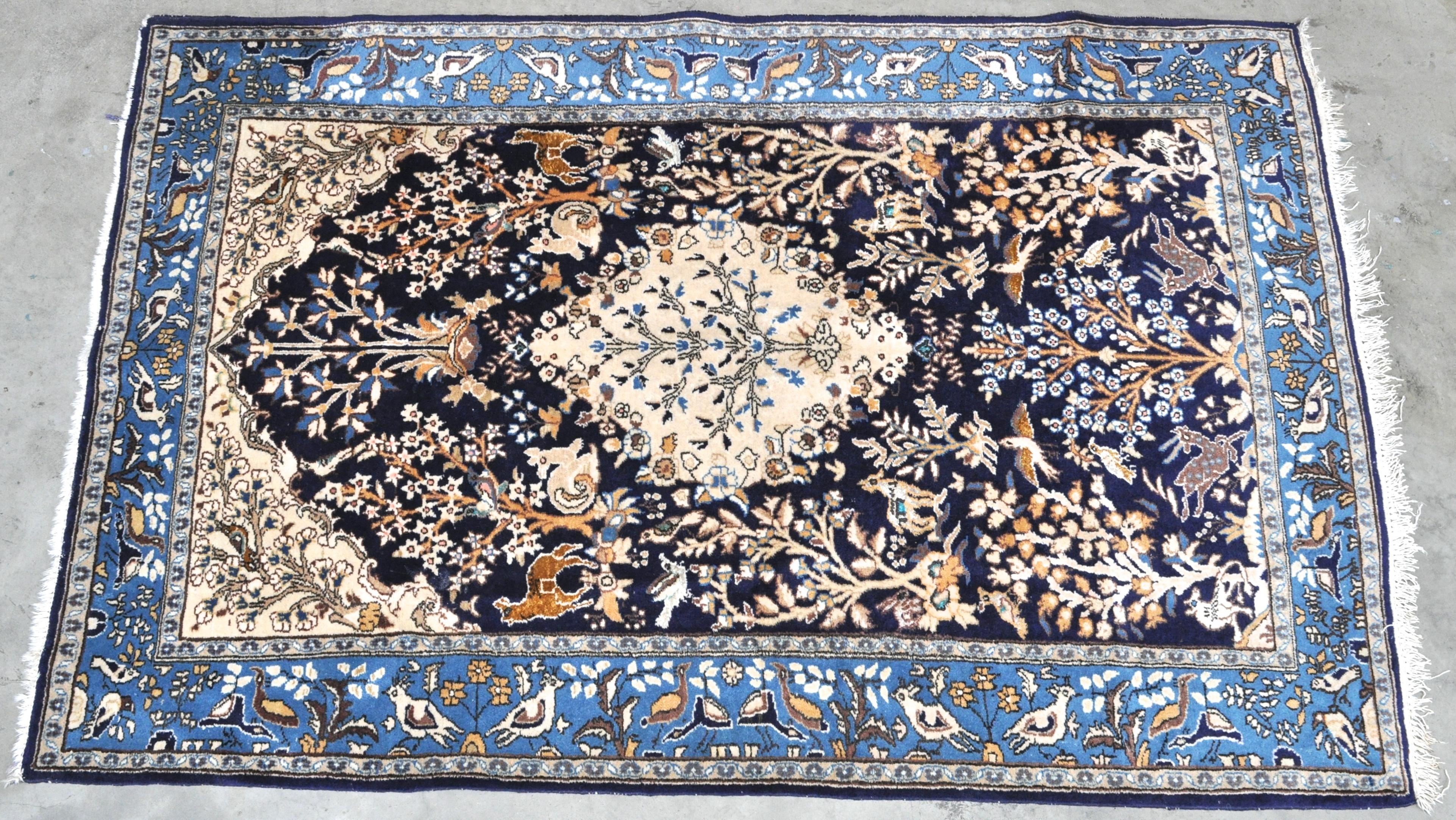 Perzisch Tapijt Goedkoop : Een perzisch tapijt. top abrisham perzisch tapijt with een perzisch