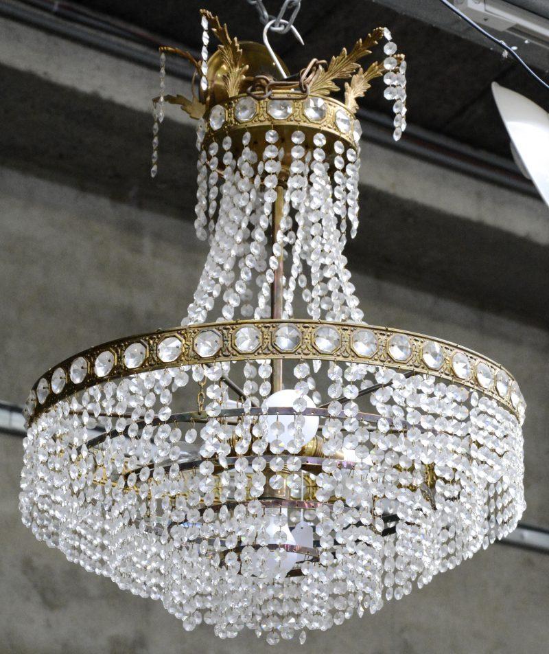 Een sac-à-perles in vijf niveaus.