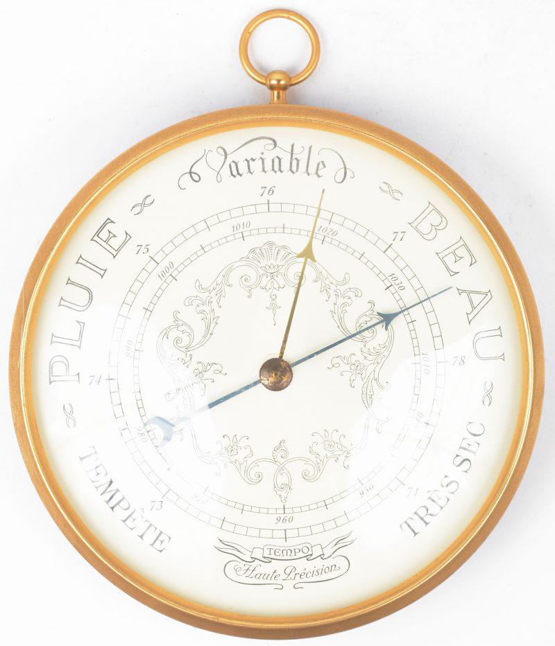 Een barometer.