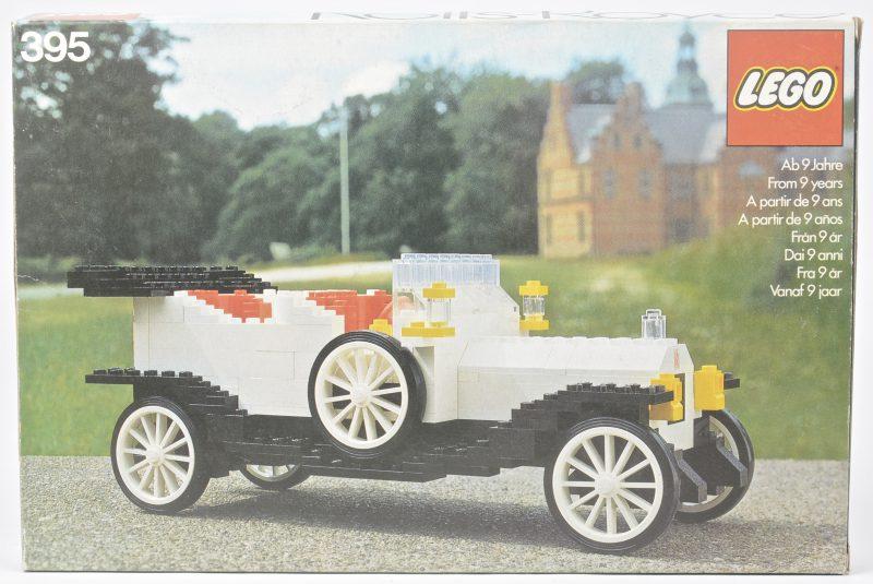 """""""1909 Rolls-Royce"""". Een bouwkit in originele doos. Met boekje. 1976."""