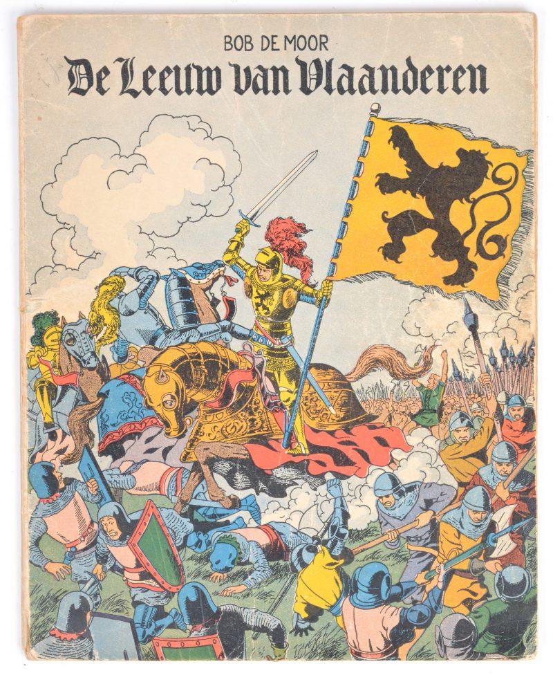 """""""De Leeuw van Vlaanderen"""". Ed. Standaard Boekhandel."""