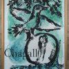 Drie affiches van tentoonstellingen van Chagall. 1961, 1962 & 2004.
